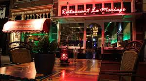 mariage restaurant le mariage the bounge in delft restaurant reviews menu and