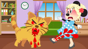 ᴴᴰ minnie mouse crying cat bites episodes