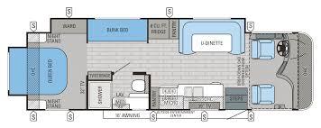 2016 precept class a motorhome floorplans u0026 prices jayco inc