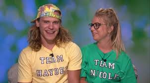 nicole franzel big brother 18 cast who is she big brother access