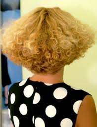 stacked in back brown curly hair pics 136 best permed hairdos images on pinterest curly hair hairdos