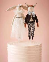 wedding toppers 25 unique wedding cake toppers martha stewart weddings