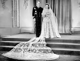 Queen Elizabeth 2 1947 The Engagement From Queen Elizabeth Ii U0026 Prince Philip U0027s