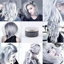 silver hair pastel silver gray 200 ml evilhair