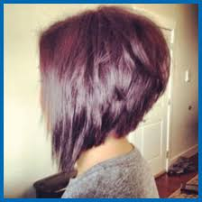 haircuts for shorter in back longer in front bob haircut short in back long in front easy hairstyles haircuts