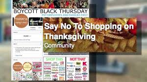 should stores be open on thanksgiving wtvr