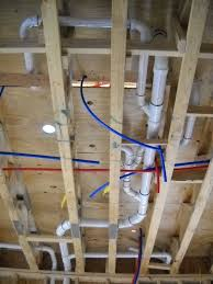 Plumbing New Construction New Construction Rough In Yelp