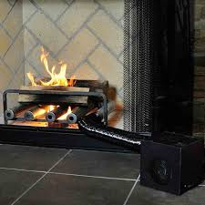 spitfire fireplace heater 4 tube w blower northline express