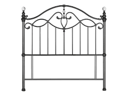 Black Metal Headboard And Footboard Elegant Double Metal Headboards 66 With Additional Queen Headboard