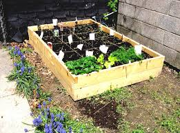 Raised Bed Vegetable Garden Design by Simple Small Raised Bed Vegetable Garden Design Ideas Garden Trends