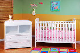 Nursery Furniture Set by Amazon Com Athena Leila 2 Piece Nursery Set White Nursery
