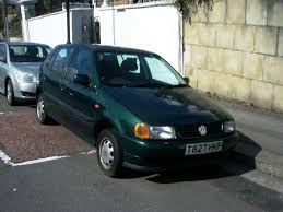 volkswagen hatchback 1999 green vw polo 1 4cl 1999 5 door hatchback new battery only 3