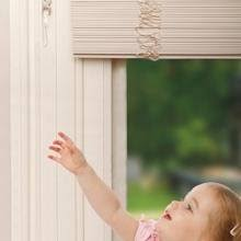 How To Repair Blinds String Amazon Com Dreambaby Blind Cord Wraps Clear Childrens Home