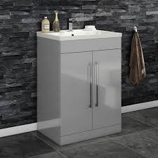 luxury freestanding vanity units modern u0026 traditional drench