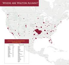 Uark Campus Map Alumni And Friends Walton College University Of Arkansas