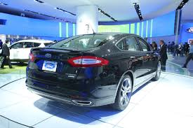 ford fusion eco boost ford fusion ecoboost detroit 2013 picture 79673