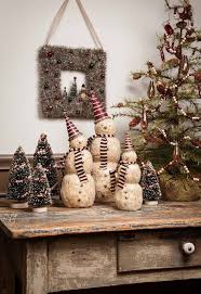 Country Decorations For Christmas Tree by 138 Best Prim Christmas Rustic Christmas Images On Pinterest