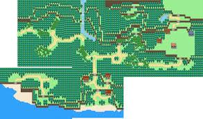 Hoenn Map Developing Pokémon Lost Souls The Pokécommunity Forums