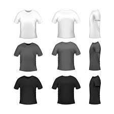 design t shirt template 100 images vector illustration of