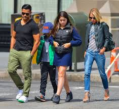 kelly ripa children pictures 2014 kelly ripa family out for lunch in new york city celeb baby laundry
