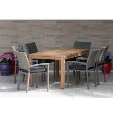 Teak Patio Table Teak Patio Furniture You U0027ll Love Wayfair