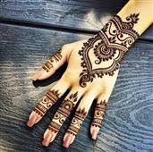 creative henna art by anu mehndi artist ocean blvd long beach