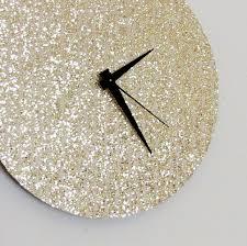 enchanting glitter wall clock 108 glitter wall clock martinez