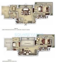 3 bhk 2150 sq ft apartment for sale in paras irene at rs 6450 81