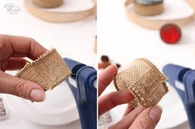 thanksgiving crafts make felt and burlap napkin rings