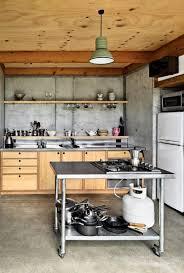 cuisine mobile îlot de cuisine mobile avec bouteille de gaz