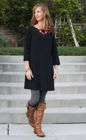 target early black friday boots from the pleated poppy black dress from old navy tights from