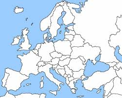 Map Of Europe With Countries by Printable Resource For Downloading Printable Outline Map Of Europe