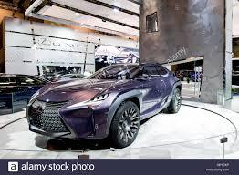 lexus north toronto toronto canada 16th february 2017 lexus ux concept unveiled