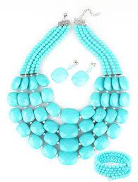 aliexpress bead necklace images Aqua jewelry aliexpress buy jewlery sets african beads jewelry set jpg