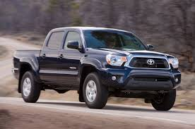 yellow toyota truck 2013 toyota tacoma reviews and rating motor trend