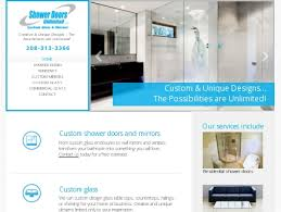 Shower Doors Unlimited Shower Doors Unlimited Llc Custom Glass Rexburg Id