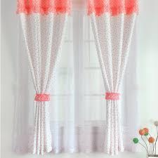 Grey And White Polka Dot Curtains Poly Yarn And Cotton Polka Dots Printed Curtains Buy White Print