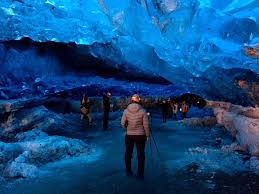 The Crystal Cave Iceland Crystal Ice Cave On New Years Day Picture Of Guide To Iceland
