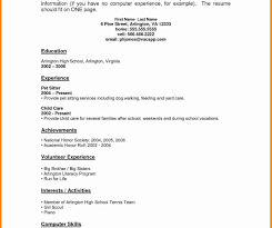 no experience resume exles unique high school student resume template no experience australia