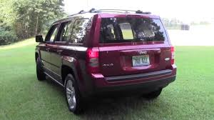 patriot jeep 2014 2014 jeep patriot latitude 4x4 suv detailed walkaround youtube