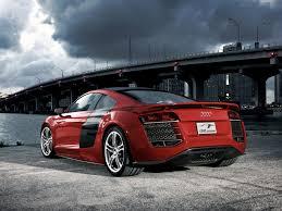 Audi R8 Red - audi r8 red gallery moibibiki 9
