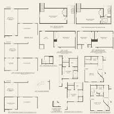 Charleston Floor Plan by Waterview At Amelia Park In Franklin Tennessee Pulte