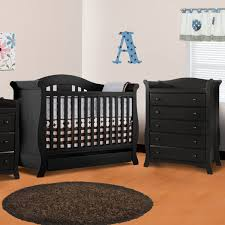 Convertible Cribs With Storage by Storkcraft 2 Piece Nursery Set Vittoria Convertible Crib And