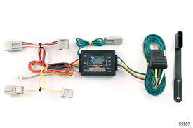 honda accord 2003 2012 wiring kit harness curt mfg 55502 2008