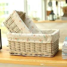 rattan storage basket basket cane storage baskets nz u2013 wanderstock