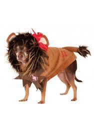 halloween dog shirts lion costumes halloweencostumes com