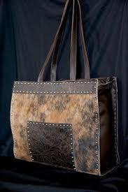 Hair On Cowhide Purse K Bar J Leather Co Kelly U0027s Cowgirl Classics