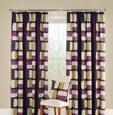 Aubergine Curtains Buy Montgomery Apex Aubergine Lined Pencil Pleat Curtains 229cm