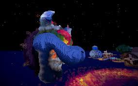 super mario galaxy 2 minecraft 2 progress improved