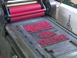letterpress printing american letterpress the of hatch show print